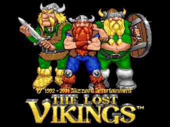 Vorschau: The Lost Vikings